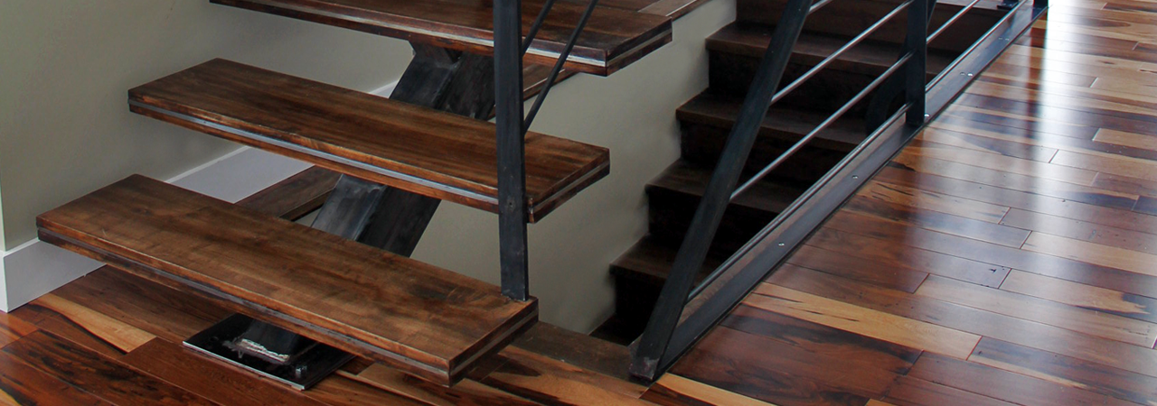 Escaliers uniques